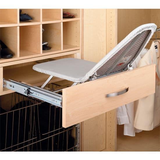 Как обшить гладильную доску для белья в домашних условиях